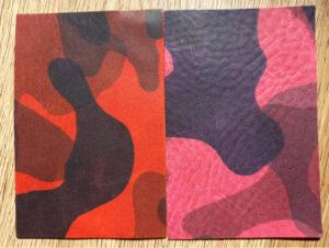 エルヴァケーロ レッドとピンクの比較